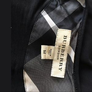 Burberry Tops - Burberry London Made in Italy Henley Jersey Top
